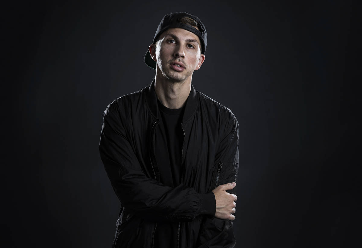 Jeff Thompson, who performs under the name Ekoh, is a rising local indie rapper whose latest al ...