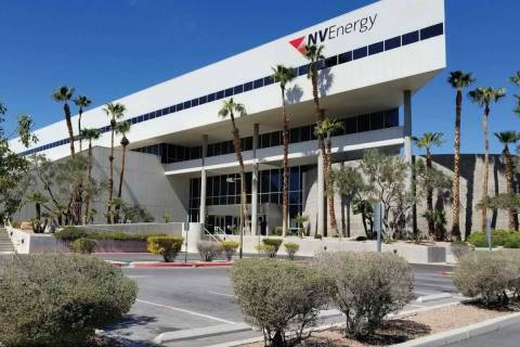 NV Energy Pearson Building. (Moonwater Capital)