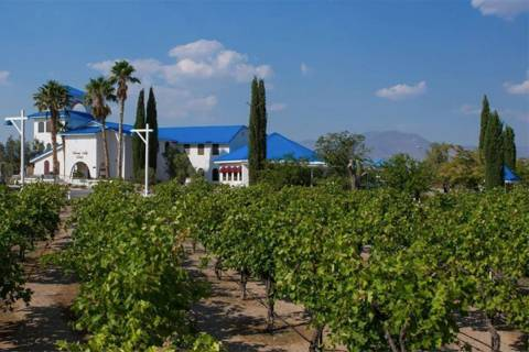Pahrump Valley Winery (Facebook)