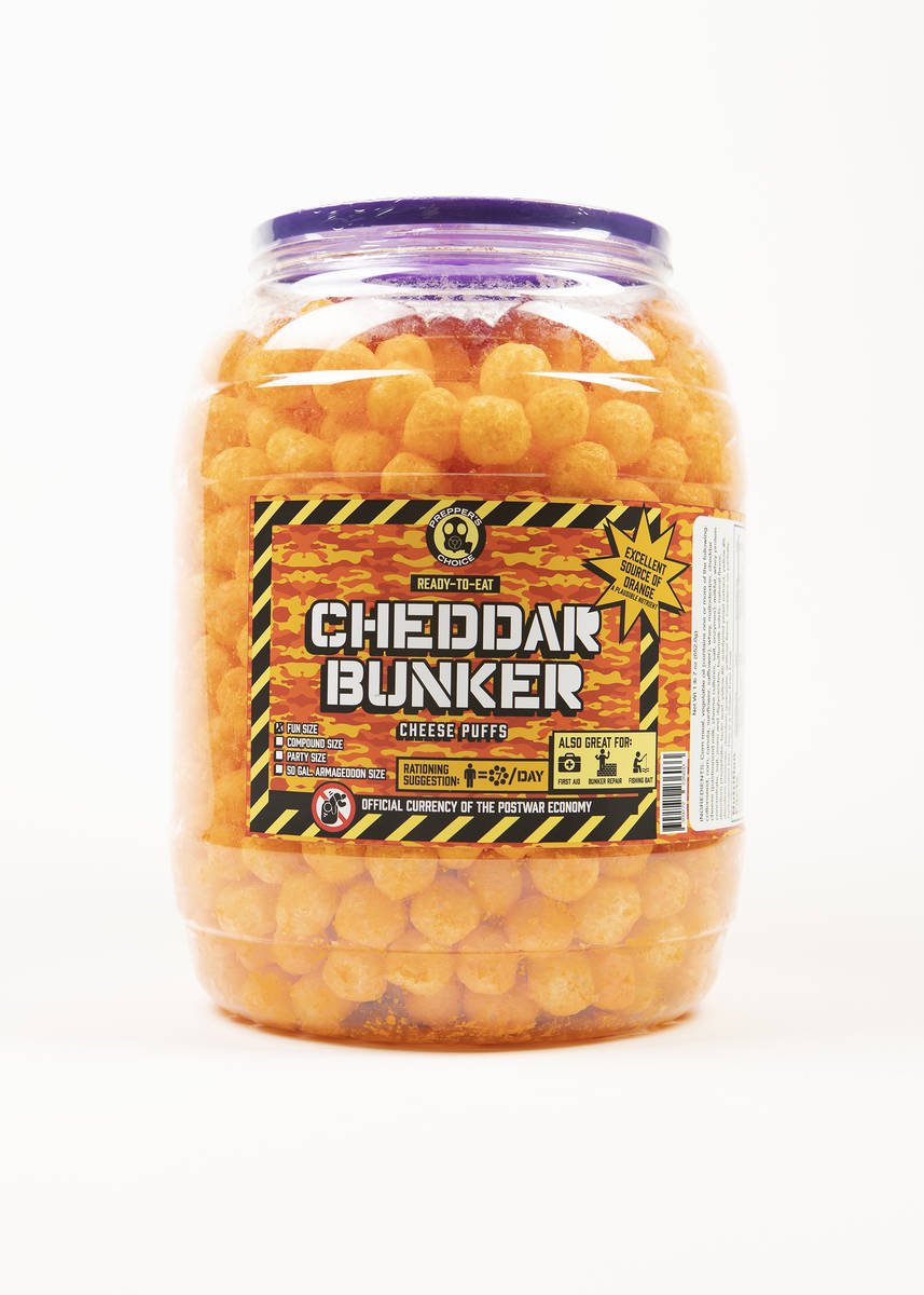 Omega Mart Products, Cheddar Bunker (Meow Wolf)