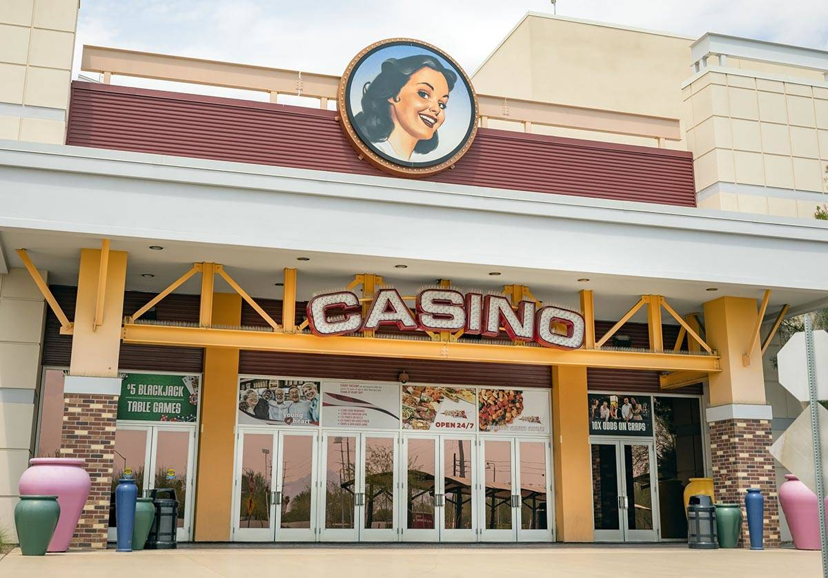 Eastside Cannery Casino-Hotel is seen temporarily closed in Las Vegas on Thursday, Aug. 13, 202 ...