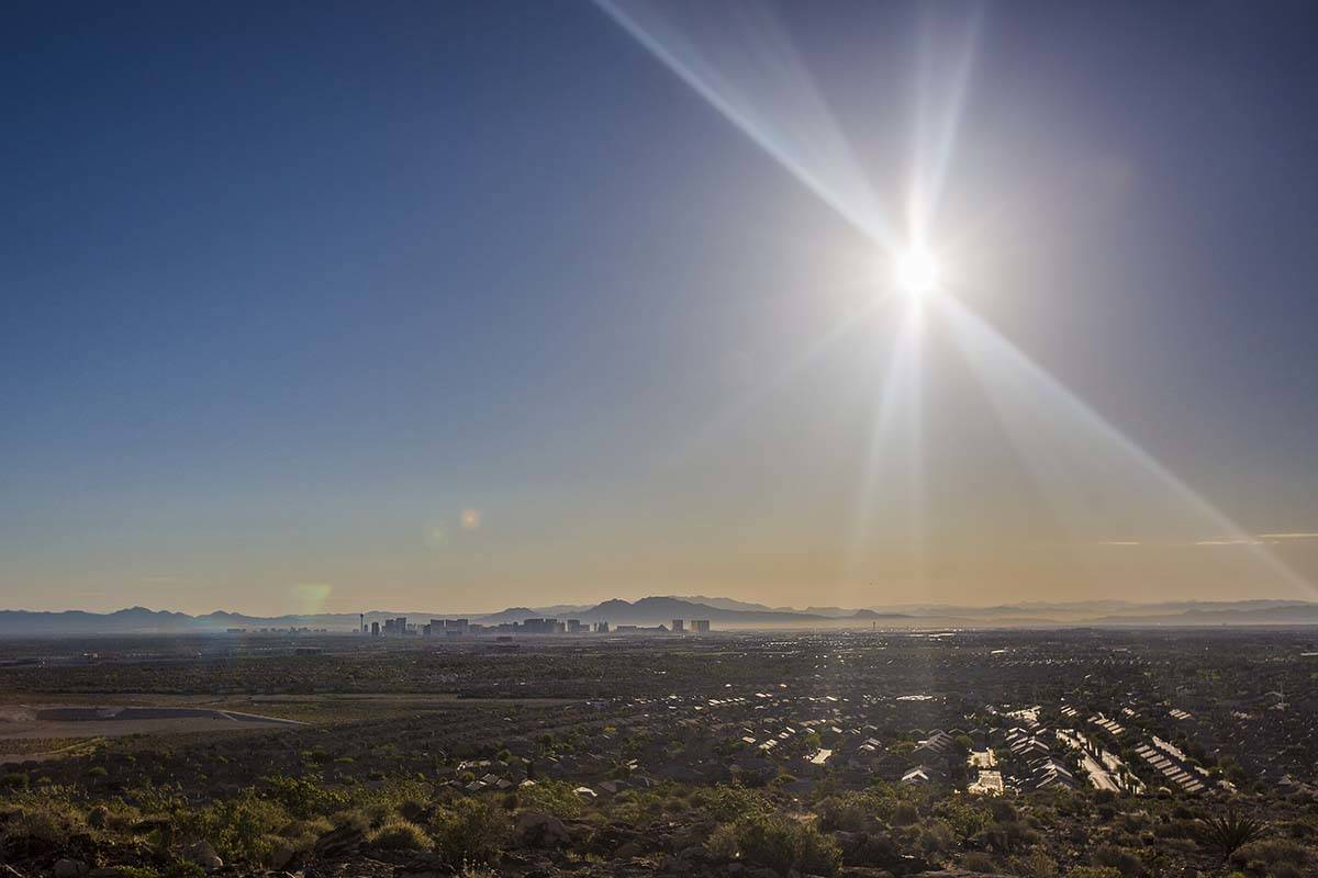 An excessive heat watch will be in effect Friday, Aug. 14,2020, through Sunday, Aug. 16,2020, i ...