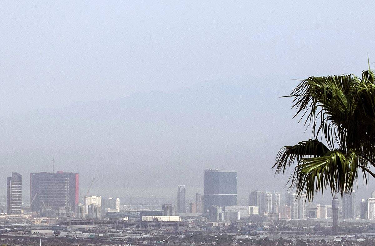 Las Vegas Weather Record Highs Possible During Weekend Las Vegas Review Journal