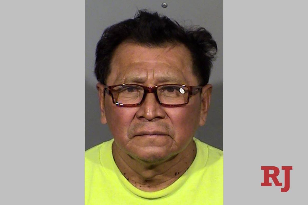 Marcos Hernandez (Las Vegas Metropolitan Police Department)