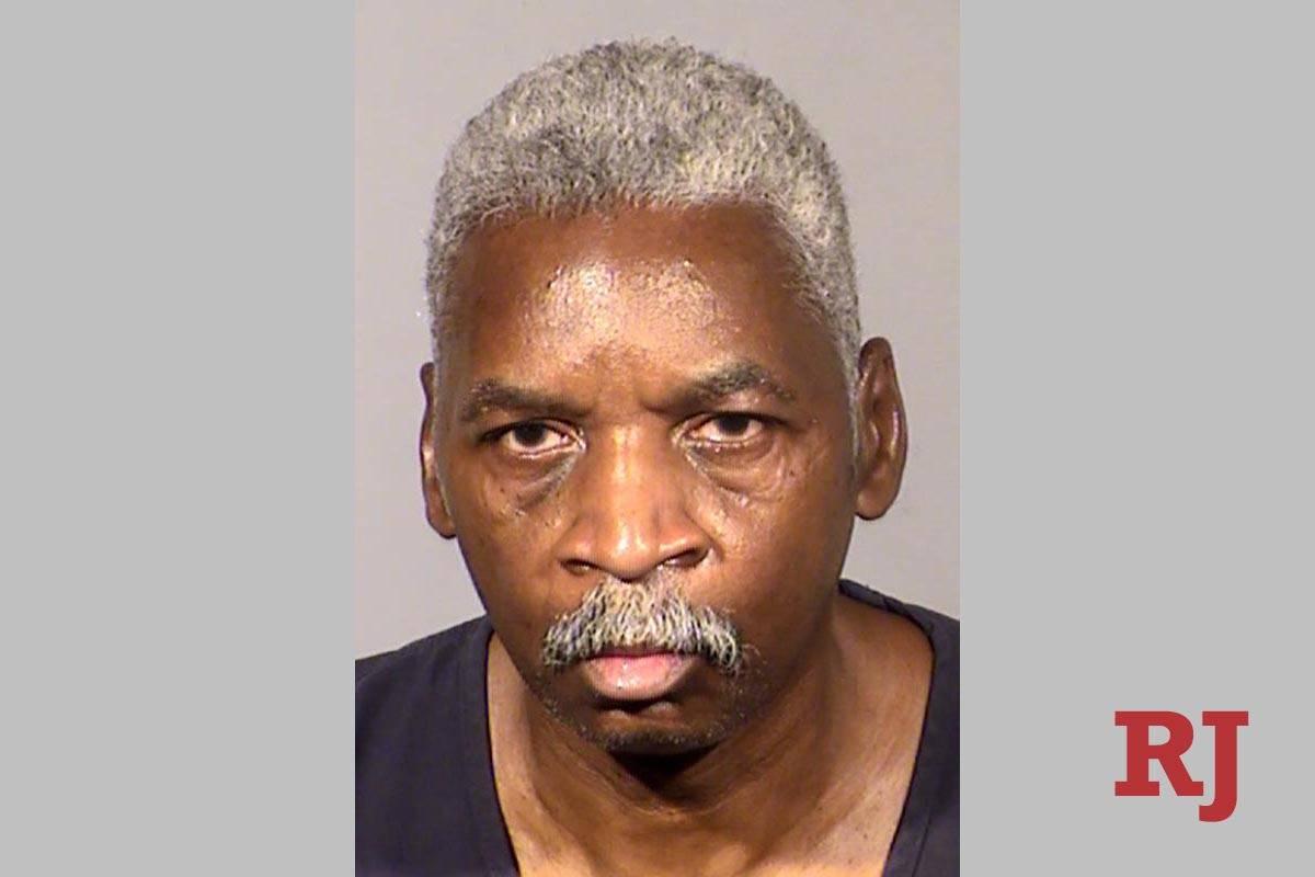 Oris Jones (Las Vegas Metropolitan Police Department)