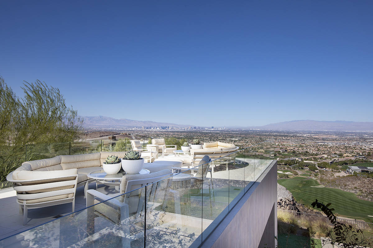 The deck. (Synergy Sotheby's International Realty)