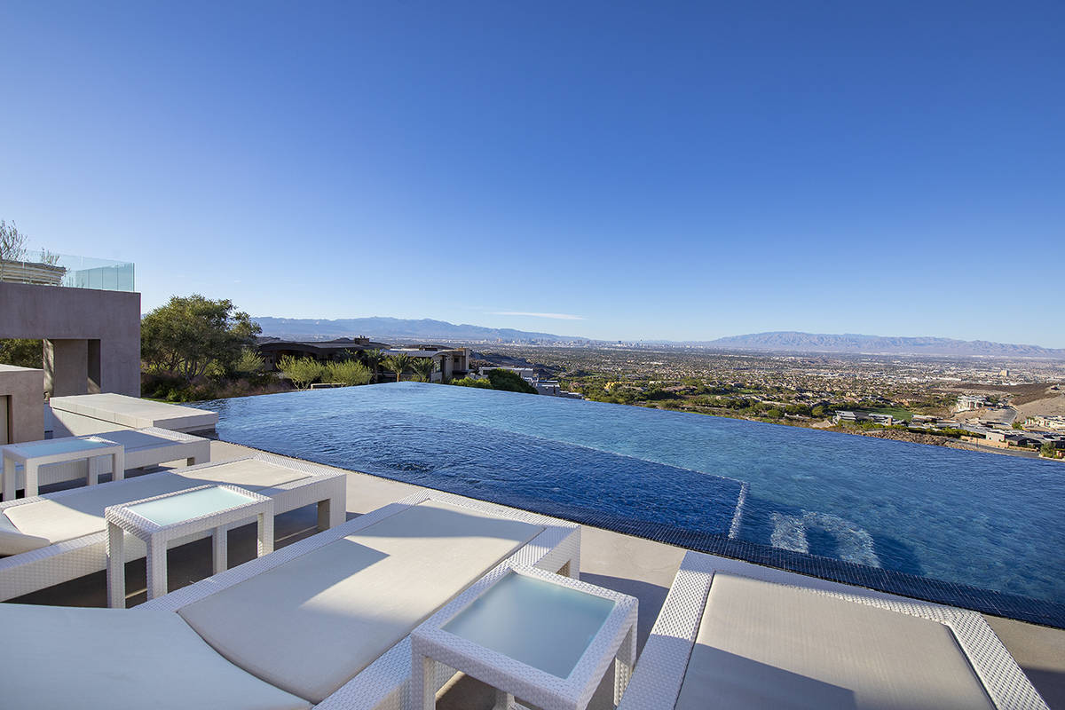 The pool. (Synergy Sotheby's International Realty)