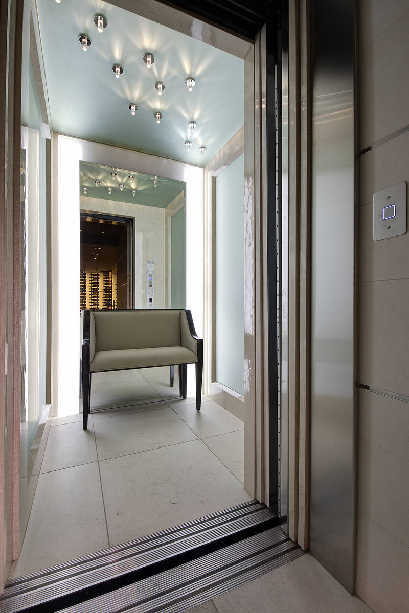 Elevator. (Synergy Sotheby's International Realty)