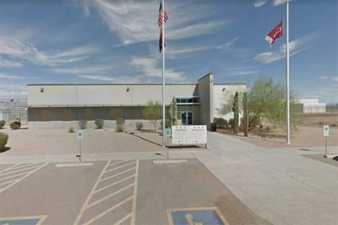Saguaro Correctional Center (Google)