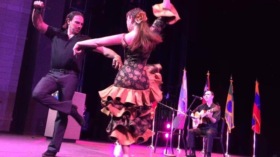 Artor Nazzari and his wife Carissa Hernandez were avid flamenco dancers in the Las Vegas area. ...