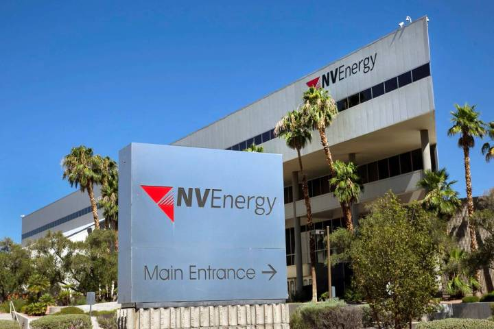 NV Energy is asking customers to converse power from 2-9 p.m. this week due to extremely hot te ...