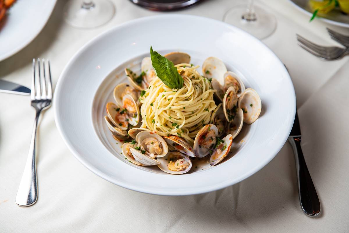 Pasta and more will be available when Piero's reopens (Tony Tran)