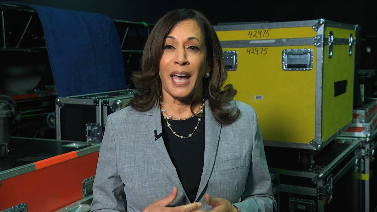 Letter Kamala Harris Has Learned The Game Las Vegas Review Journal