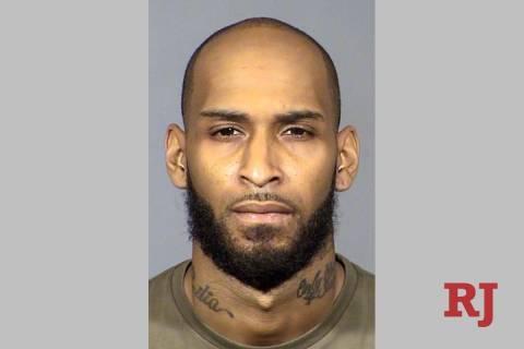 Joshua Munroe (Las Vegas Metropolitan Police Department)
