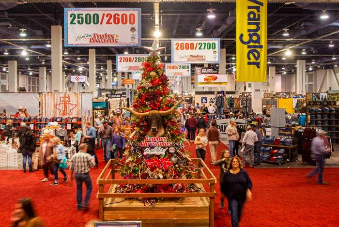 Cowboy Christmas Gift Show Canceled In 2020 Las Vegas Review Journal