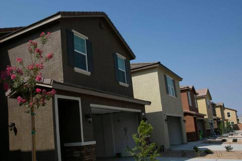 A single-family-housing rental project called Cactus Cliff on the north side of East Cactus Ave ...