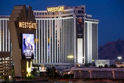The Westgate in Las Vegas. (Las Vegas Review-Journal)