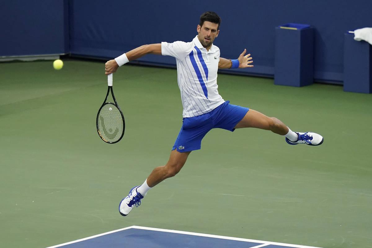 U S Open Betting Keys On Novak Djokovic Serena Williams Las Vegas Review Journal