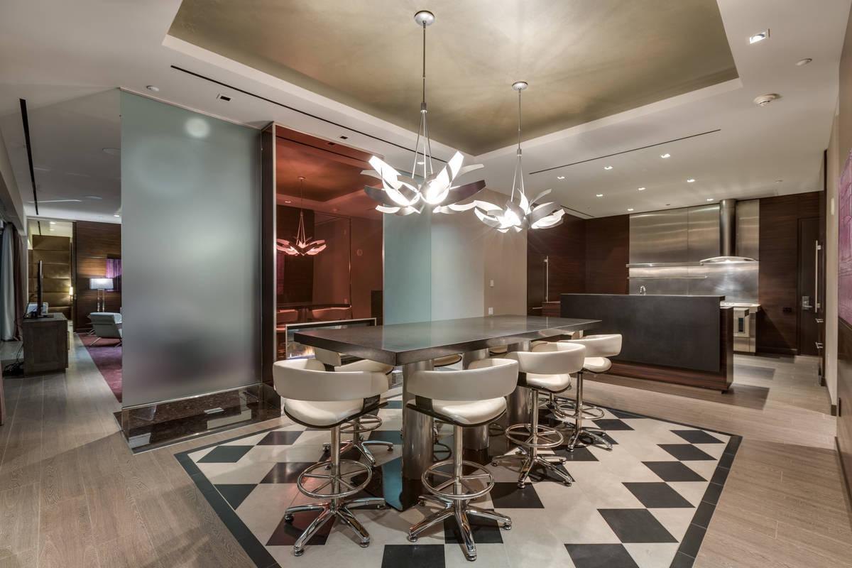 A dining area off the kitchen. (Luxury Estates International)