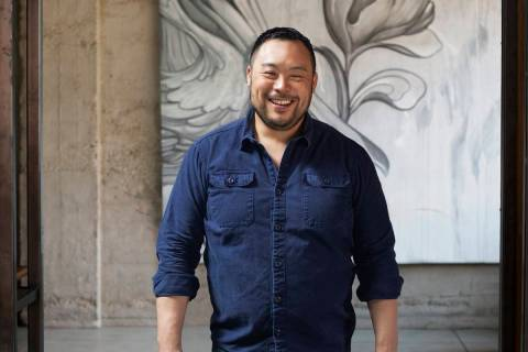 David Chang has announced new promotions and a private lounge at his Palazzo restaurant, Maordo ...