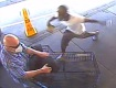 Video shows random attack on Las Vegas senior citizen
