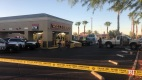 Las Vegas police investigate apparent ATM theft gone awry