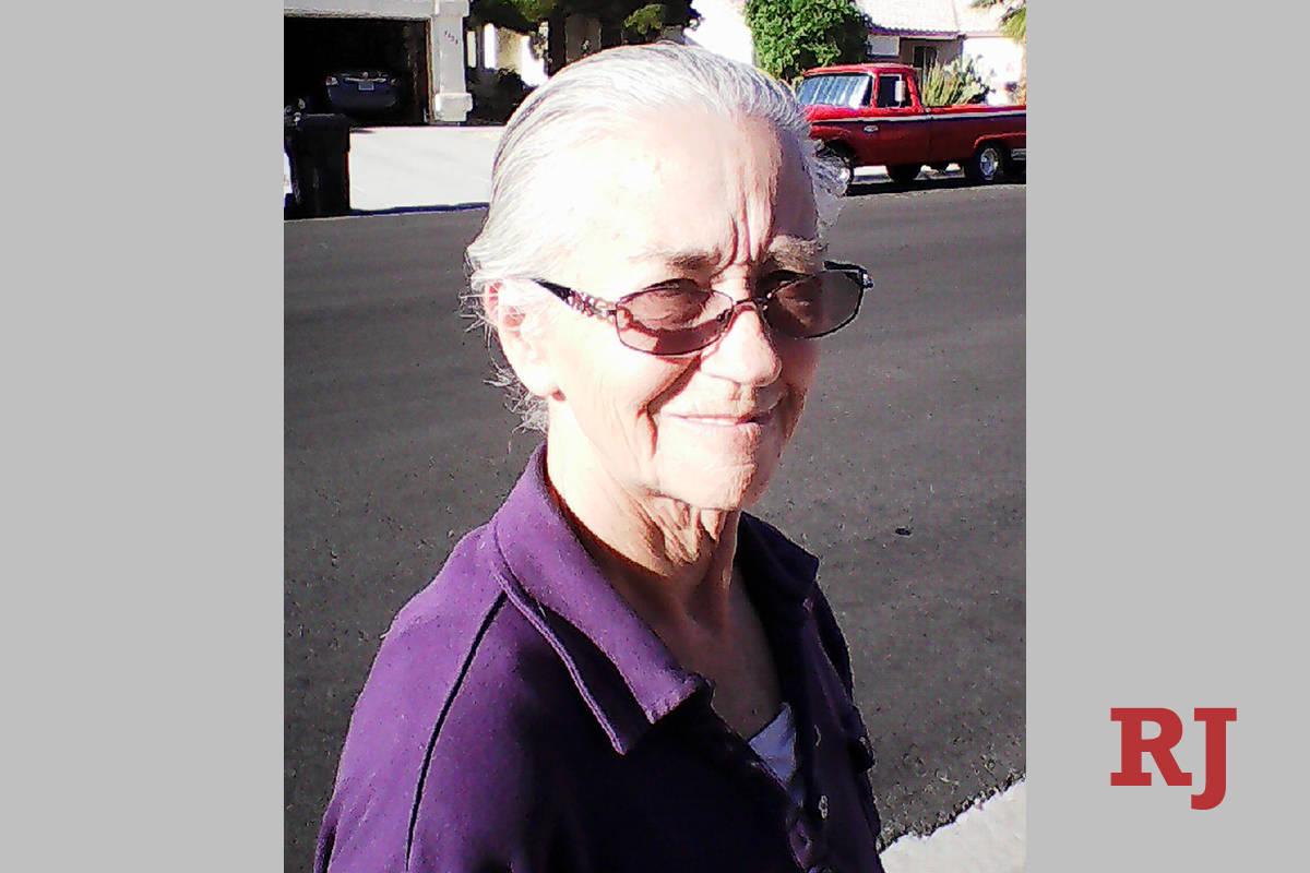 Janice Gray (North Las Vegas Police Department)