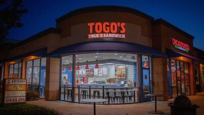 The exterior of a Togo's shop. (Togo's)