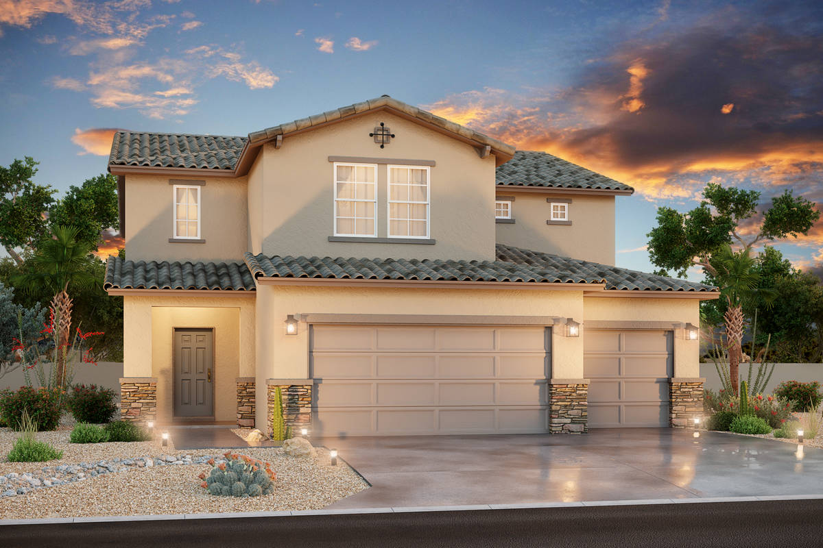 A grand opening event for Beazer Homes' Solaris in Indian Springs is scheduled to be held 11 a. ...