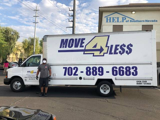 Move 4 Less Assists Help Of Southern Nevada Clients Las Vegas Review Journal
