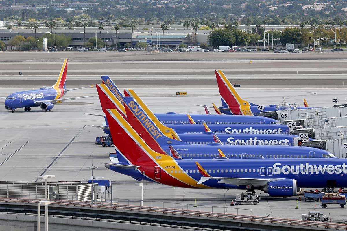 Southwest Set To Add Flights To Miami Palm Springs This Year Las Vegas Review Journal