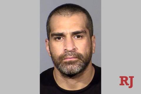 Conrad Borjorquez (Las Vegas Metropolitan Police Department)