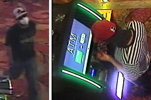 Police are seeking the public's assistance in identifying a man targeting older in casino par ...