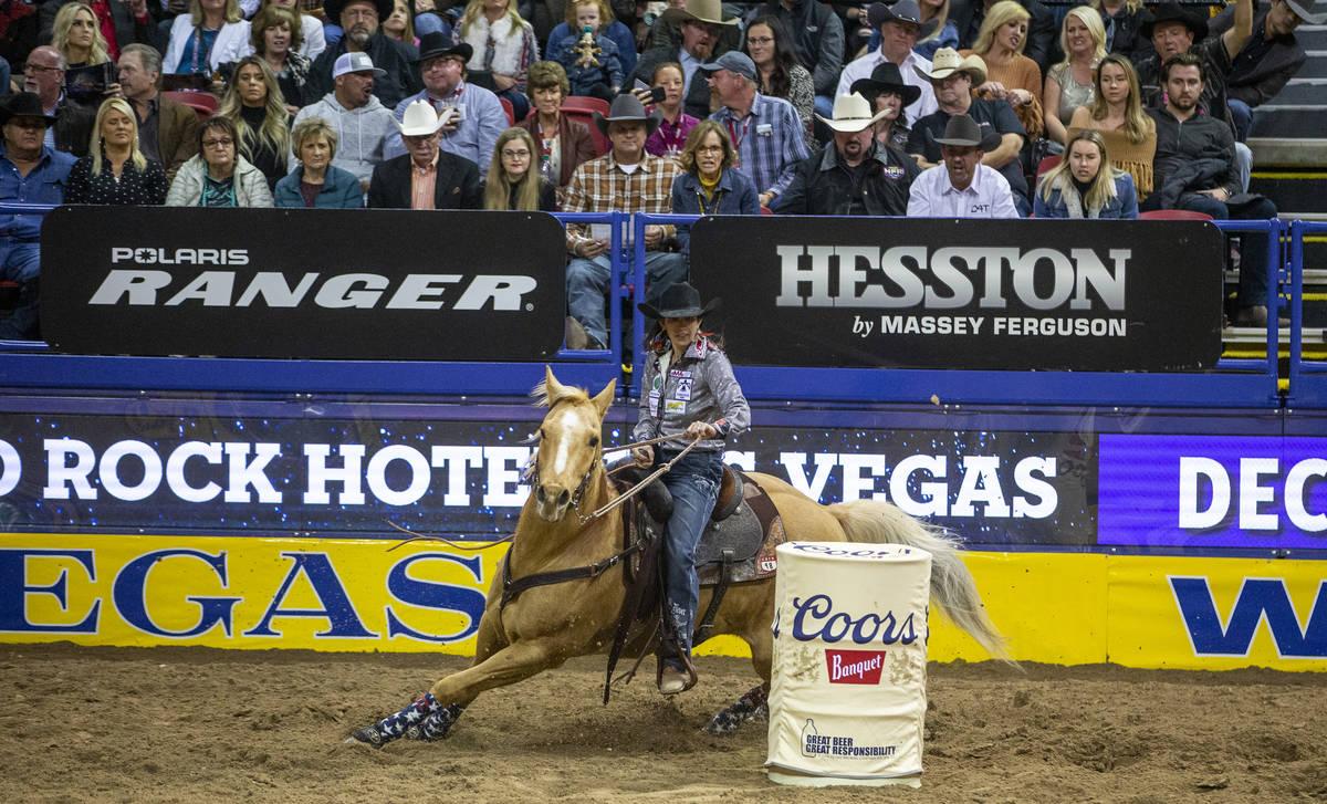 Rodeo Christmas Las Vegas December 2020 Exhibit NFR will move from Las Vegas to Arlington, Texas, for 2020 | Las