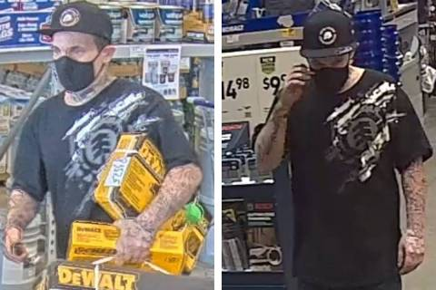 Police are looking for a man in connection to an armed robbery committed Saturday, Aug. 29, 202 ...