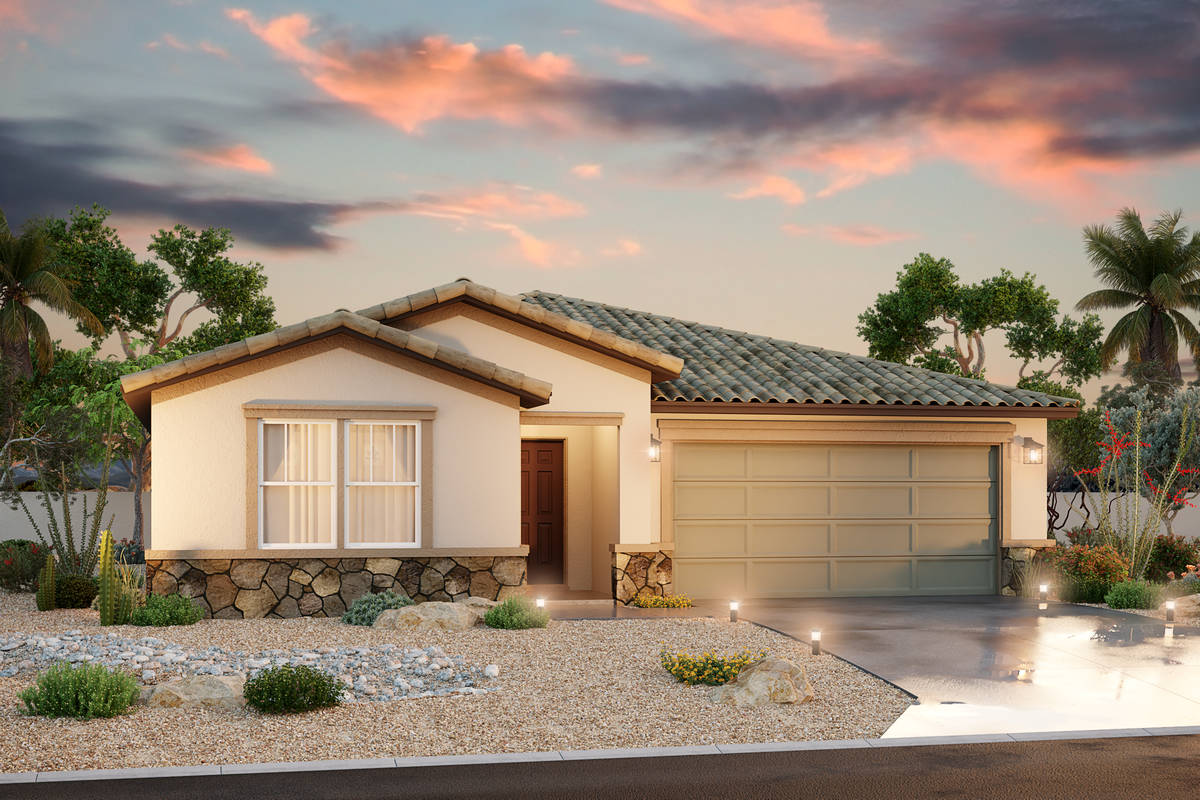 Solaris by Beazer Homes in Indian Springs will hold a grand opening event on Sept. 12, from 11 ...