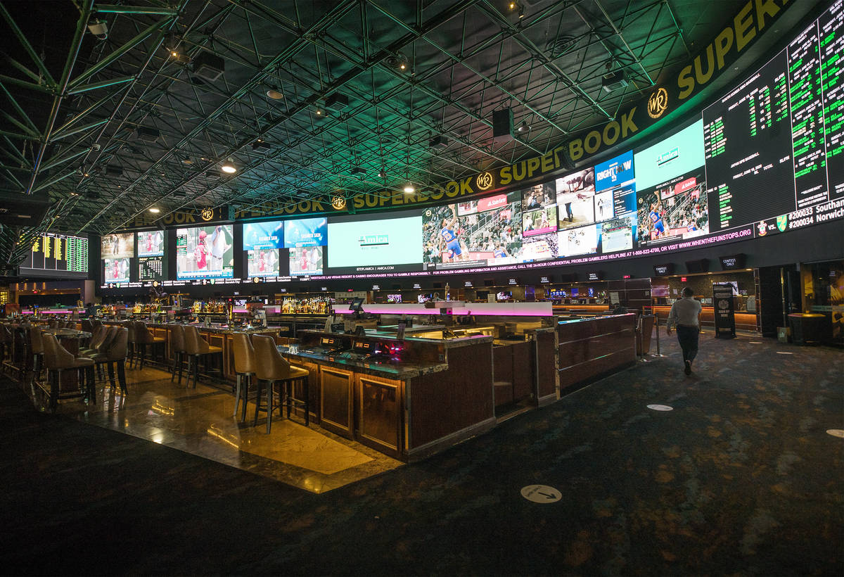 Las vegas sports books betting limits 0xbe binary options