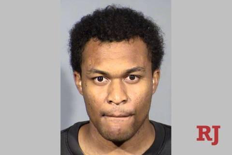 Decari Lide (Las Vegas Metropolitan Police Department)