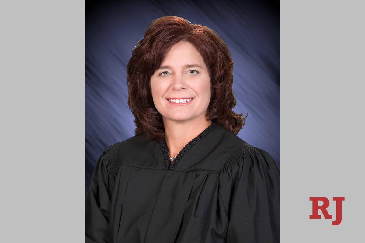 Las Vegas Justice Court Judge Diana Sullivan