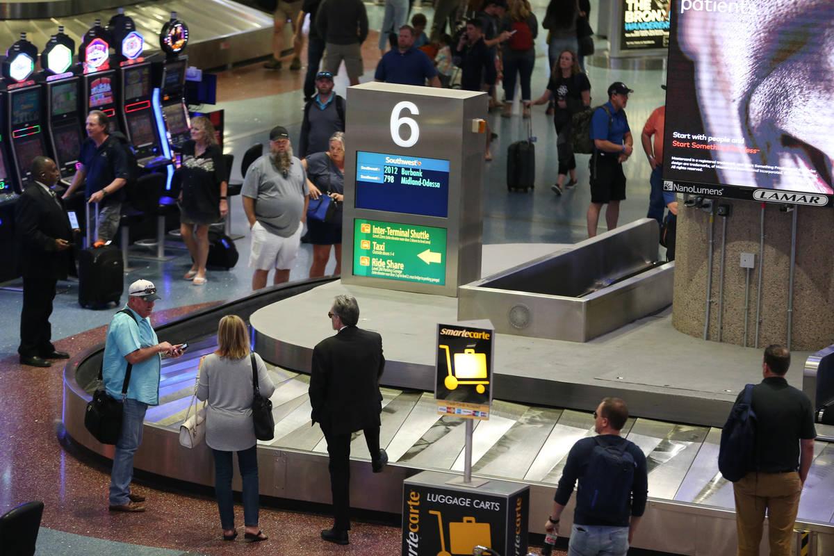 Nevada removed from New York's travel advisory list
