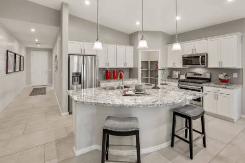 Belmont Park by Beazer Homes will open this weekend in southeast Henderson. Prices start from t ...
