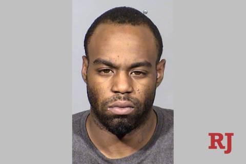 Adrian Sanders (Las Vegas Metropolitan Police Department)