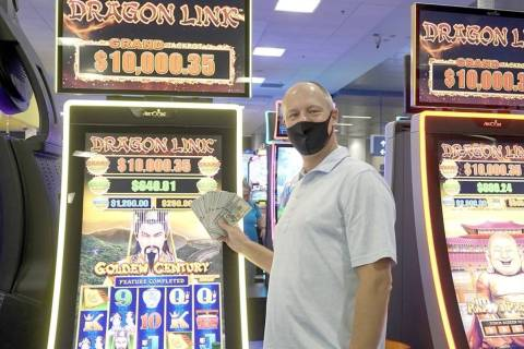 Troy D. from Kansas recently won $10,676 after playing the Dragon Link slots in the C Concourse ...