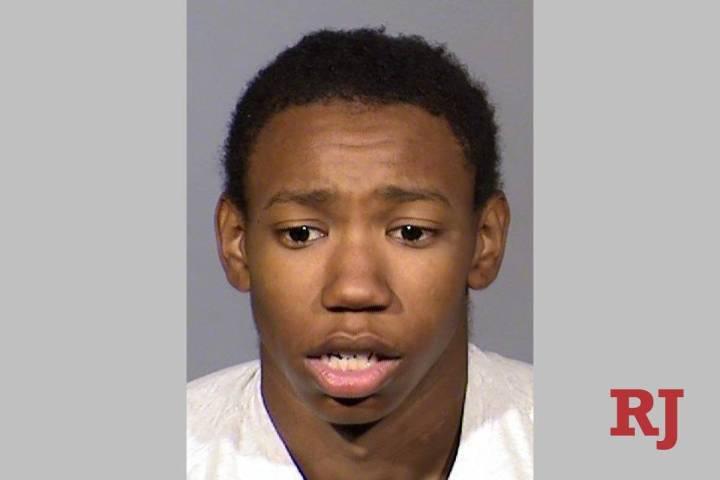 Tyaireon Collins (Las Vegas Metropolitan Police Department)