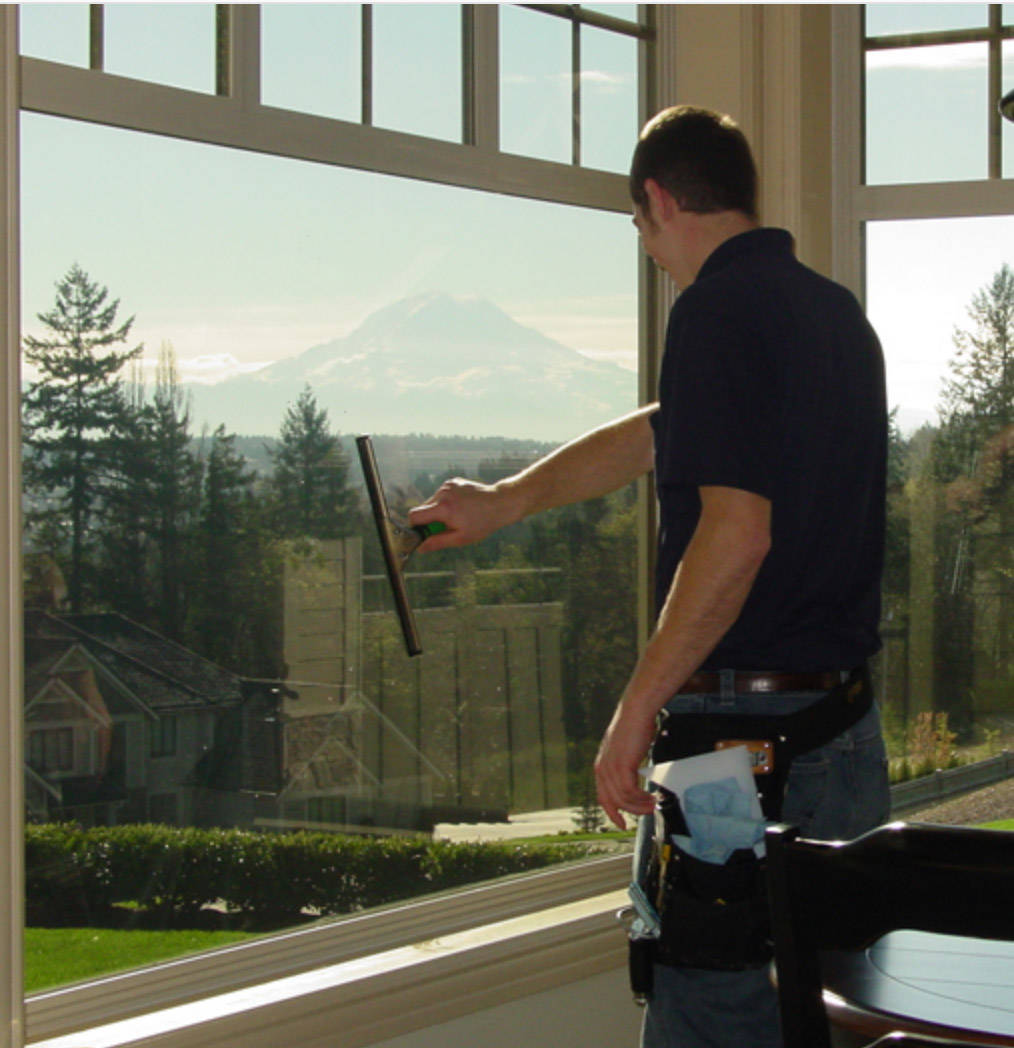 Professional tint installation ensures the window glass is meticulously prepared so film can ad ...