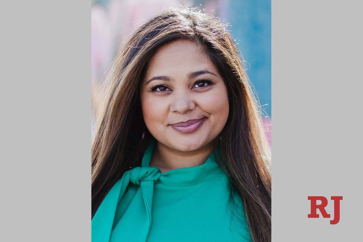CeceliaGonzalez, candidate for Nevada Assembly District 16 (Facebook)