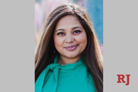 Cecelia Gonzalez, candidate for Nevada Assembly District 16 (Facebook)