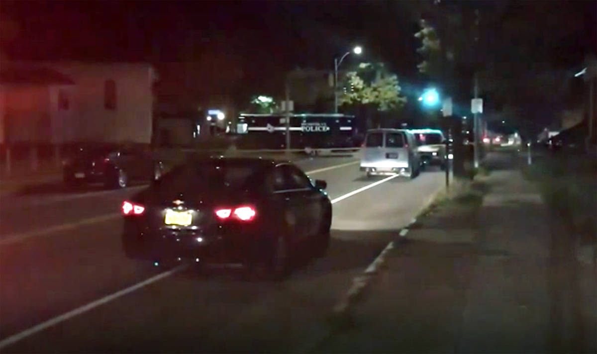 Police respond to the scene of a shooting early Saturday, Sept. 19, 2020 in Rochester, N.Y. As ...