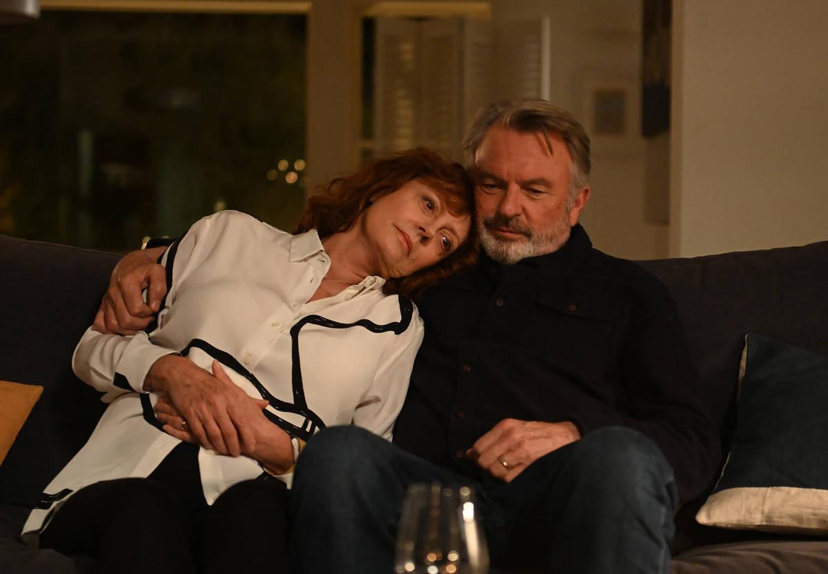 "Susan Sarandon stars alongside Sam Neil in ""Blackbird."" (Parisa Taghizadeh/Screen Media)"