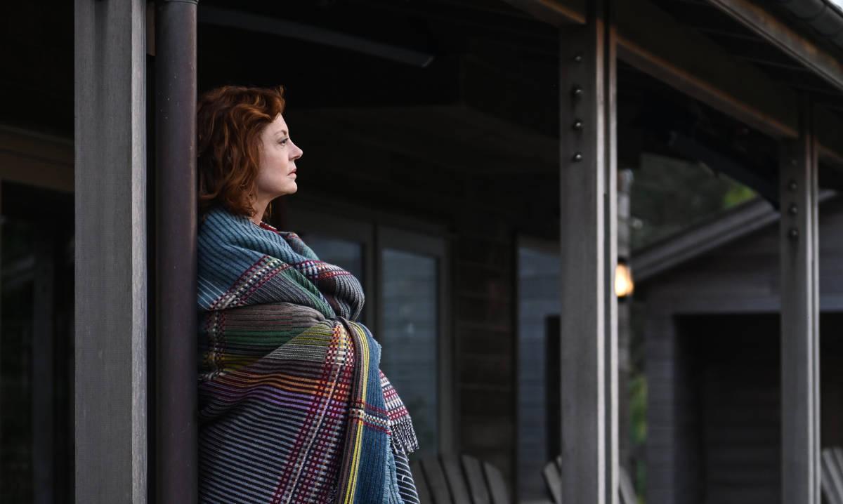 "Susan Sarandon stars as Lily in ""Blackbird."" (Parisa Taghizadeh/Screen Media)"